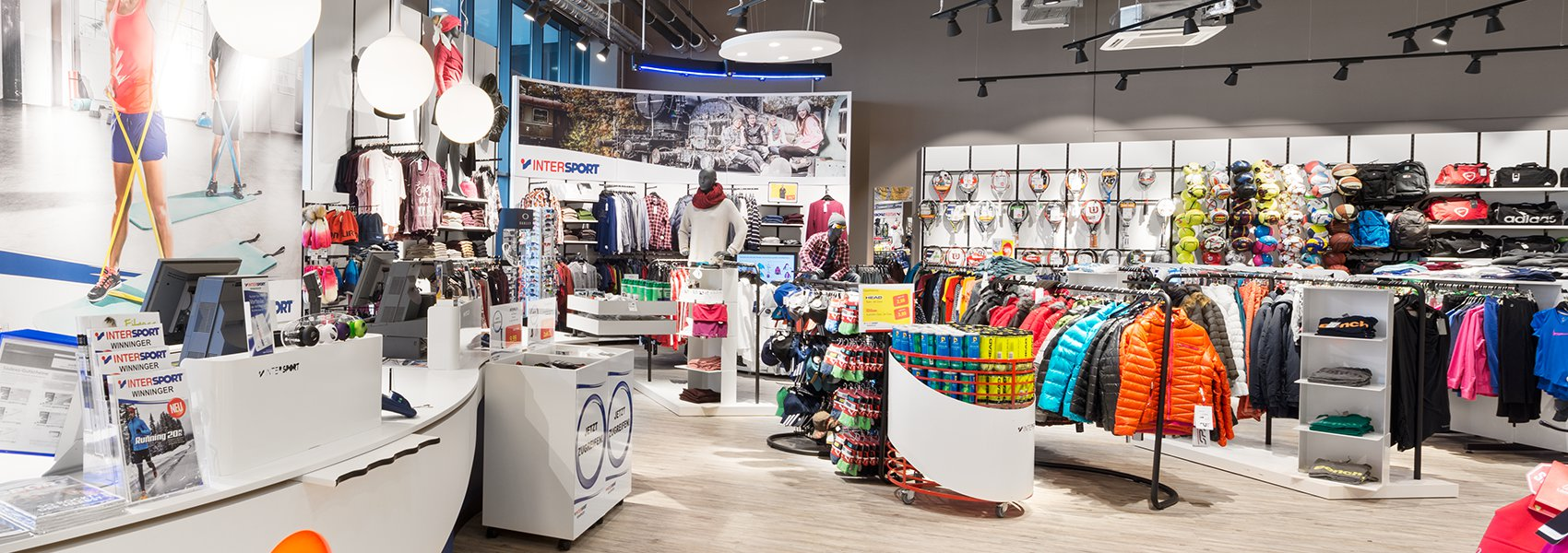Intersport Winninger Filiale in Asten