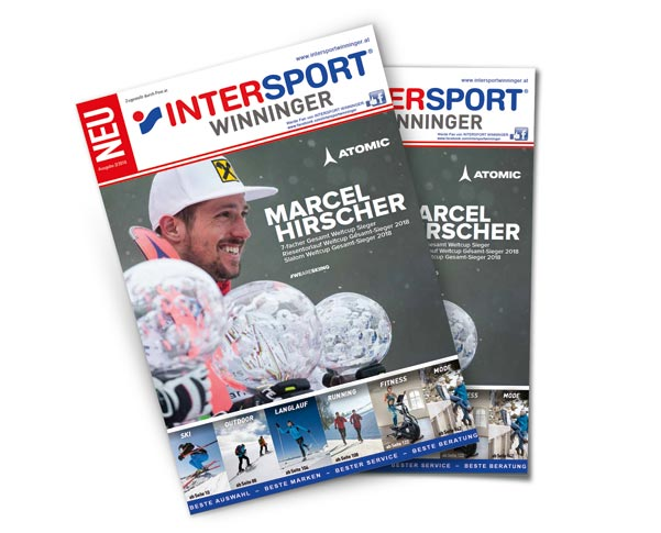 Intersport Winninger Winterkatalog 2018-2019